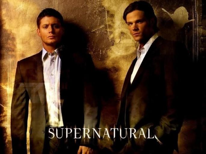 Сериал Supernatural - Сверхъестественное (171 обоев)