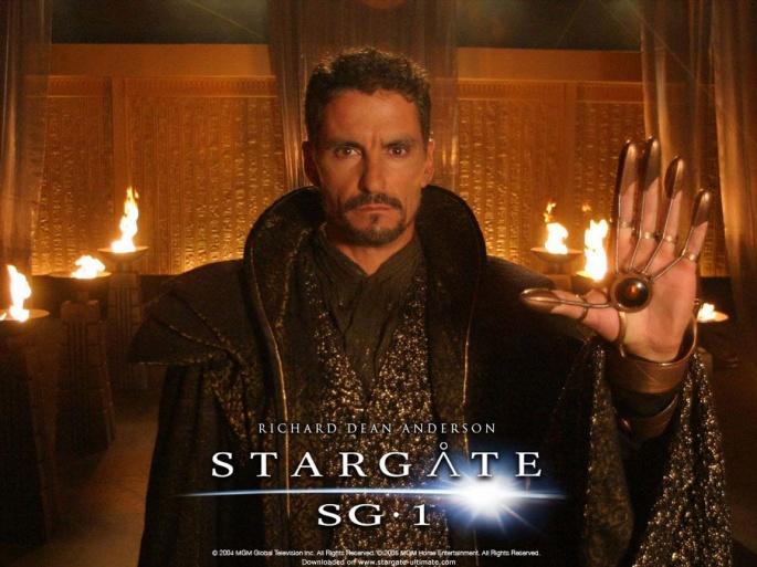 Сериал Stargate SG1 - Звездные врата ЗВ-1 (86 обоев)