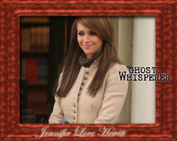 Сериал Ghost Whisperer - Говорящая с призраками (162 обоев)