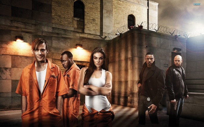 Сериал Breakout Kings - Короли Побега (47 обоев)