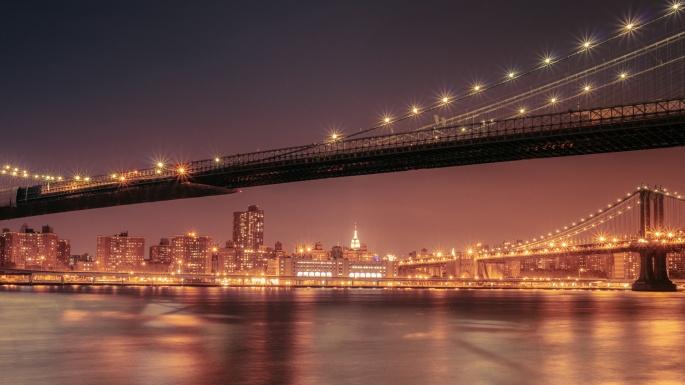 Романтика городских мостов (50 обоев)