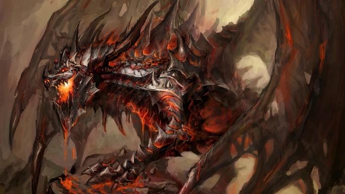 Драконовские меры (50 обоев)