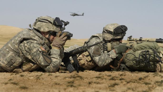 Боевые действия. Оружие. Дневные снайперы (50 обоев)