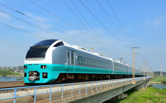 Поезда 2 (70 обоев)
