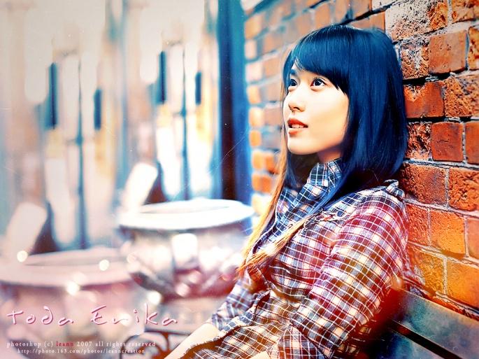 Японские актрисы. Erika Toda