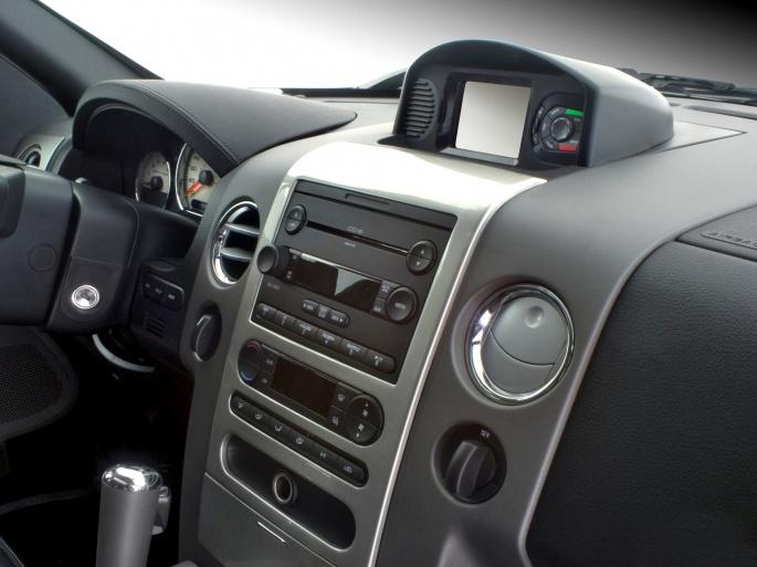 Интерьер автомобиля Ford (144 обоев)
