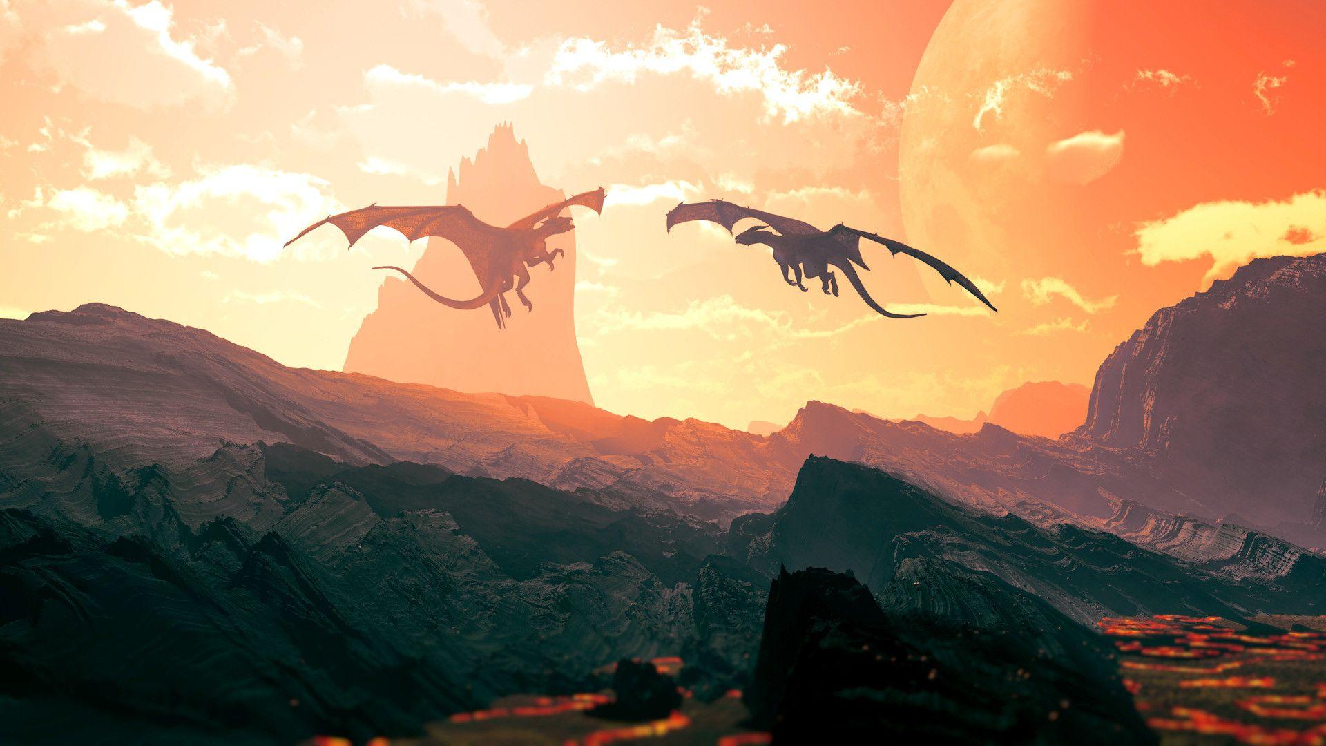 днем небо драконы картинки на рабочий стол кетчупа