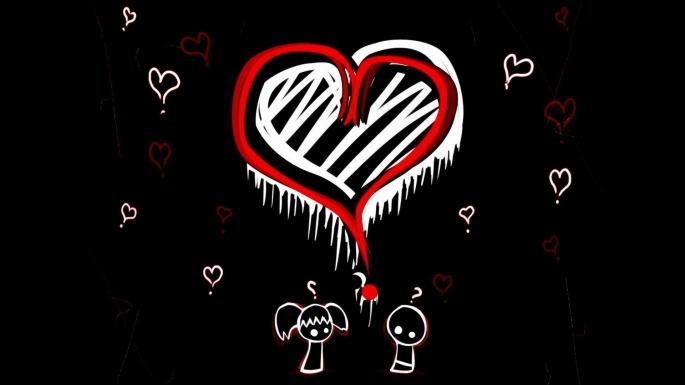 Праздники. День Всех Влюбленных. Спасибо, сердце, что ты умеешь так любить (60 обоев)