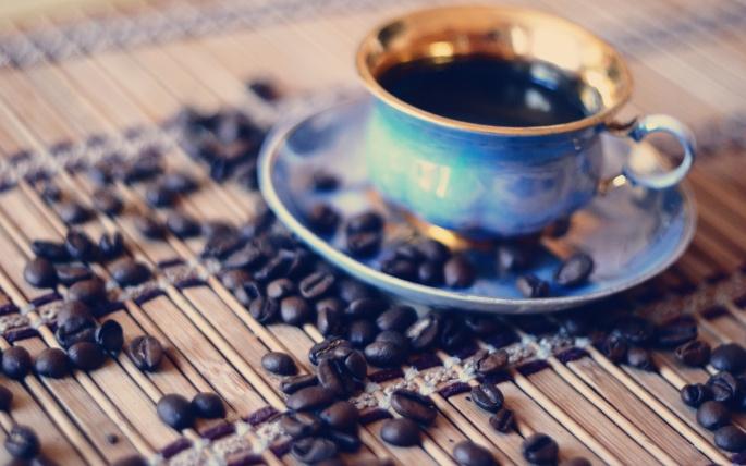 Кофе 2 (50 обоев)
