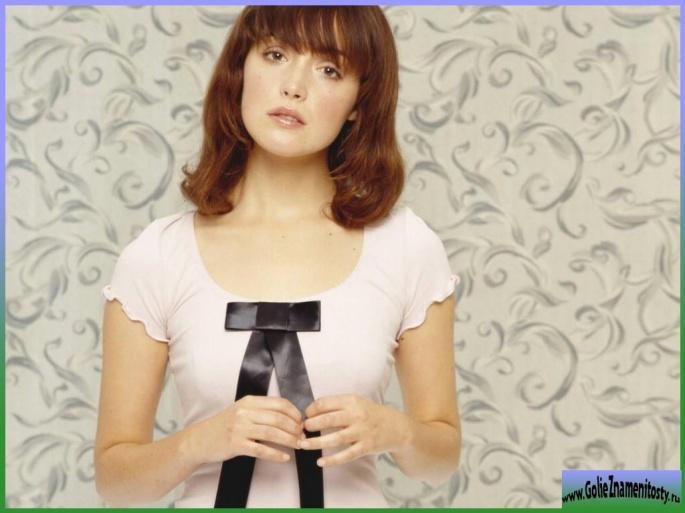 Актриса Rose Byrne (115 обоев)