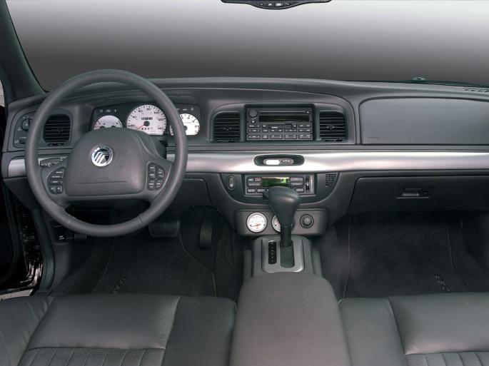 Интерьер автомобиля Mercury (31 обоев)