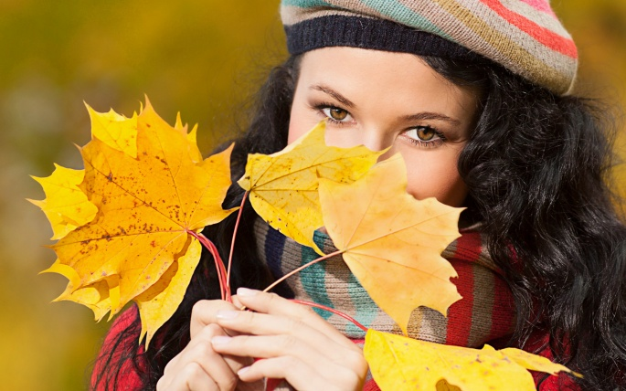 Золотая осень (97 обоев)