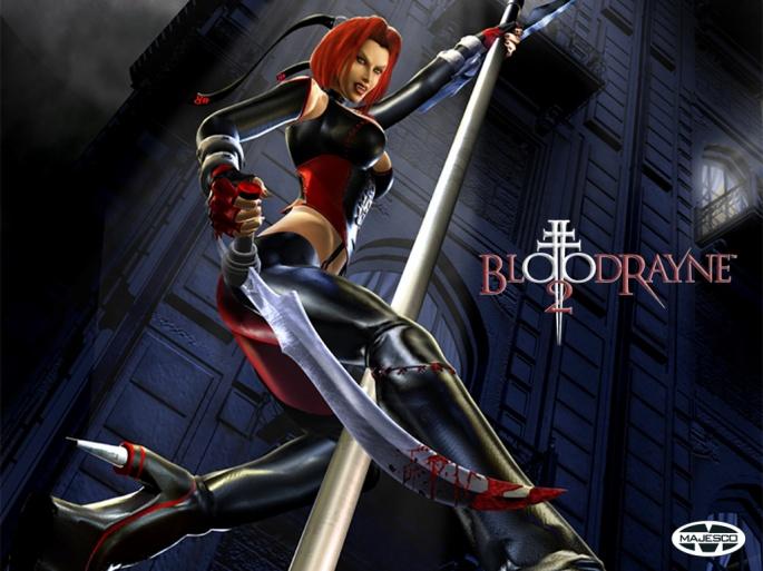 Девушки из BloodRayne и Death by Degrees (47 обоев)