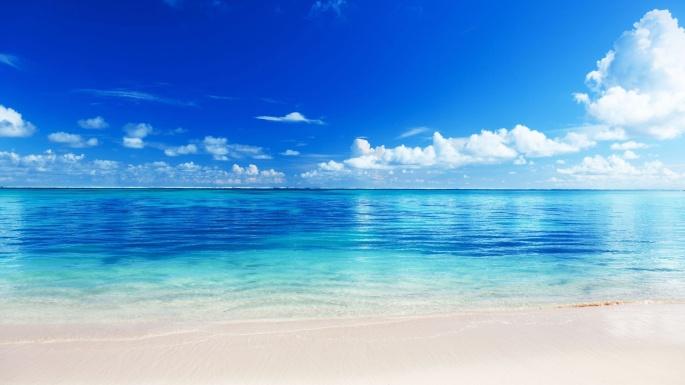 Природа. Лазурные пляжи (40 обоев)