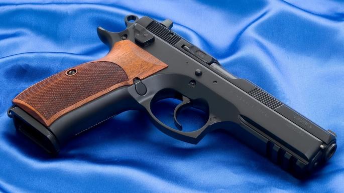 Стрелковое оружие (50 обоев)