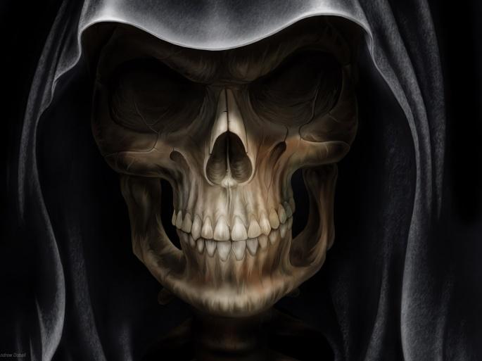 Скелеты (26 обоев)