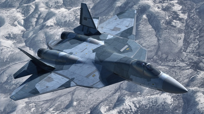 Боевая техника. Самолёты - истребители (50 обоев)