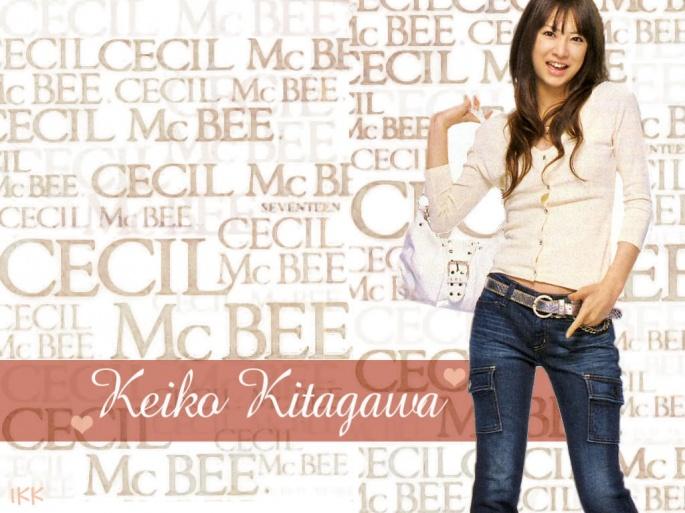 Японские актрисы. Kitagawa Keiko (15 обоев)