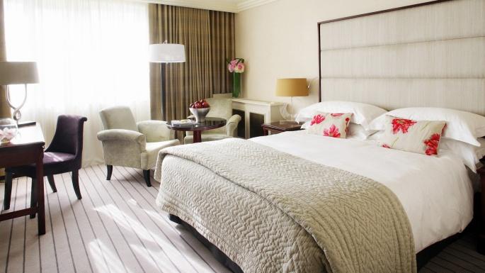 Интерьер. Уютная спальня (100 обоев)