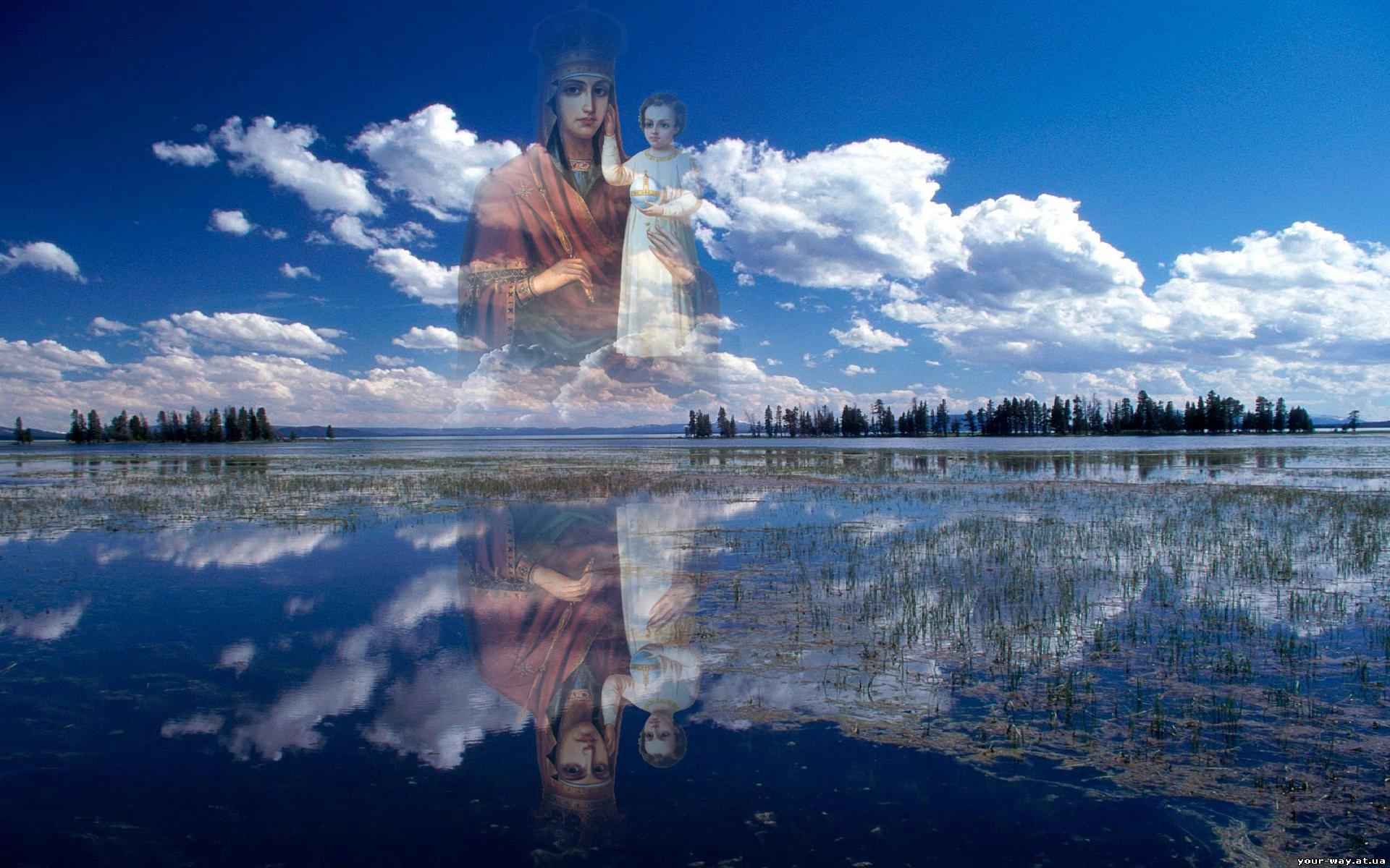 Иисус христос обои на рабочий стол  Обои для рабочего стола