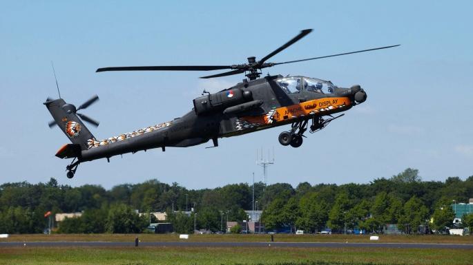 Вертолеты (50 обоев)