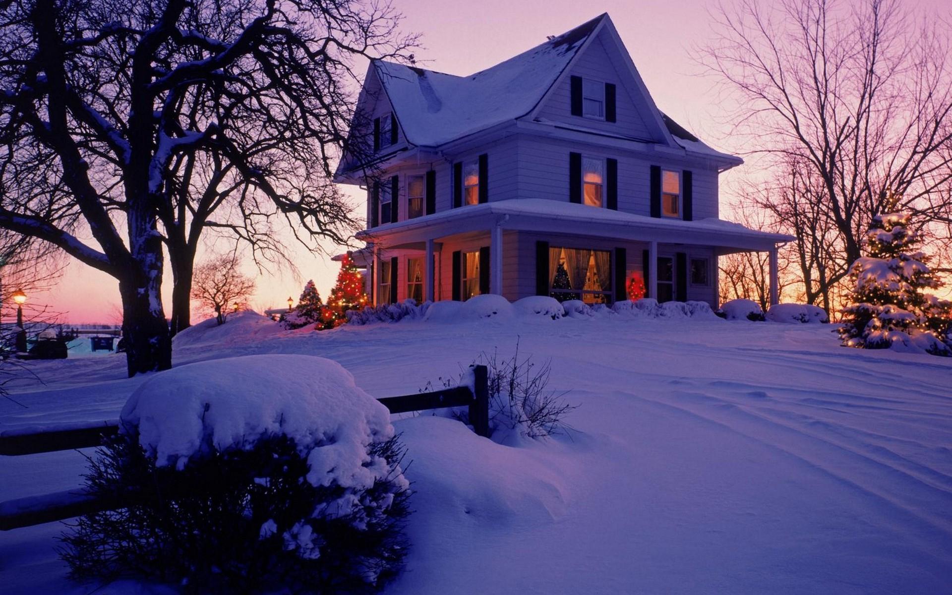 напоминают картинки зимний город красивые дома рейтингам, самые