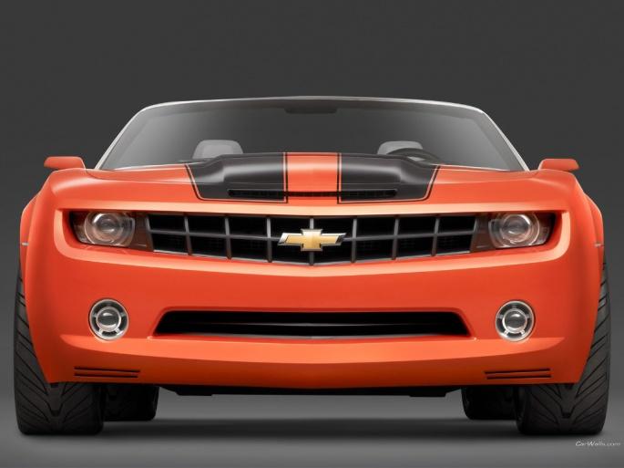 Автомобиль Камаро Шевролет (Camaro Chevrolet) (52 обоев)