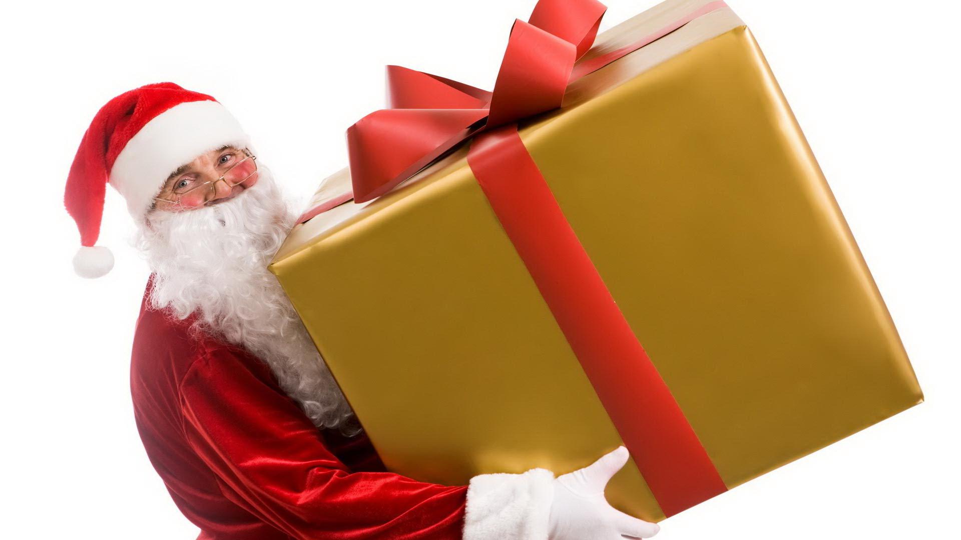 Кому дед мороз подарил подарки