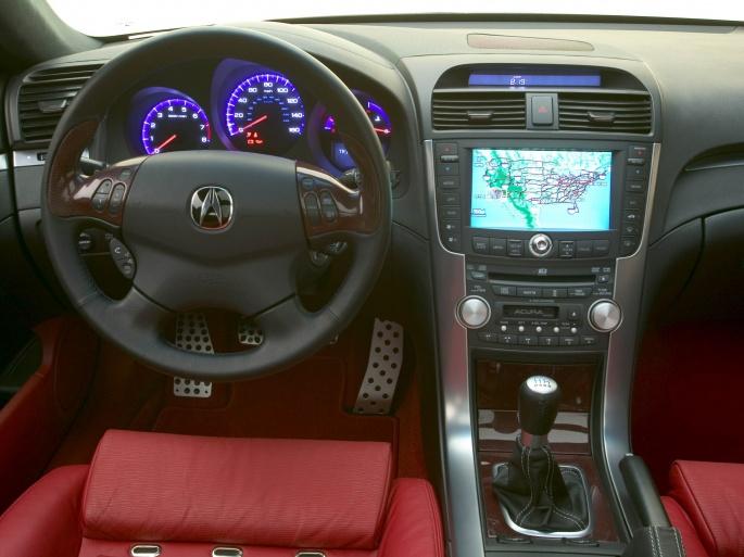 Интерьер автомобиля Acura (36 обоев)
