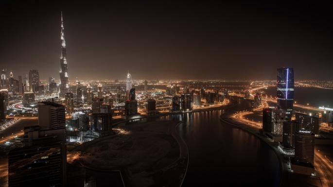 Город Дубаи (323 обоев)