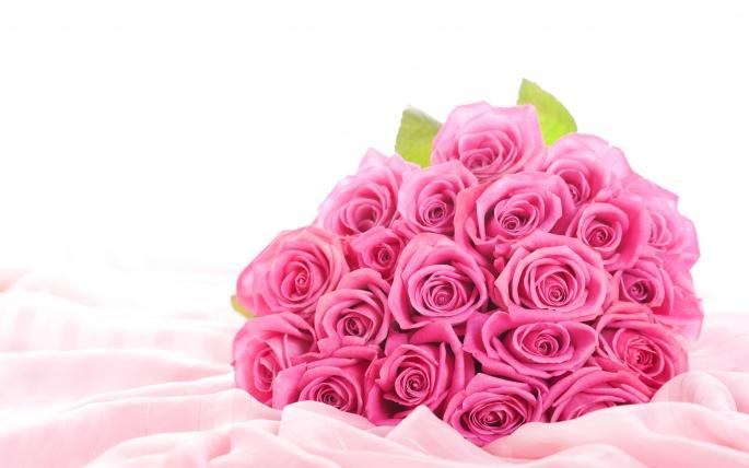 Розы (55 обоев)