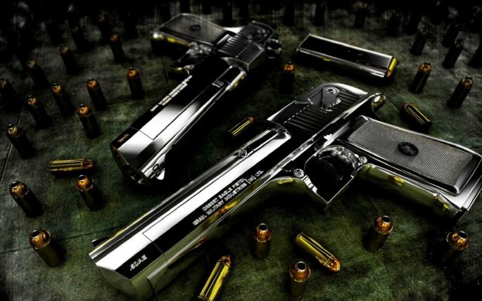 Оружие 2 (20 обоев)