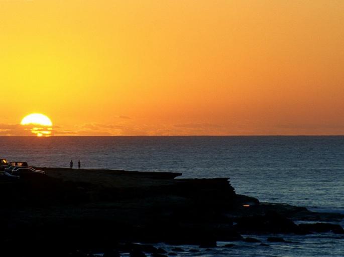 Солнце и море (146 обоев)