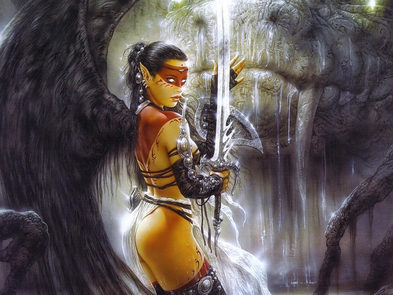 Sexy amazone babes warriors nackt comics