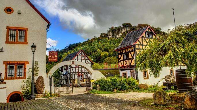 Страны. Уютная Германия (50 обоев)