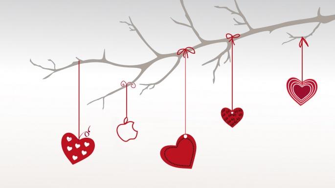 День Валентина 2 (103 обоев)
