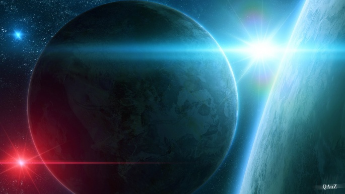 Далекие миры (50 обоев)
