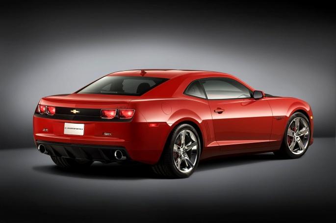 Автомобили Chevrolet (178 обоев)