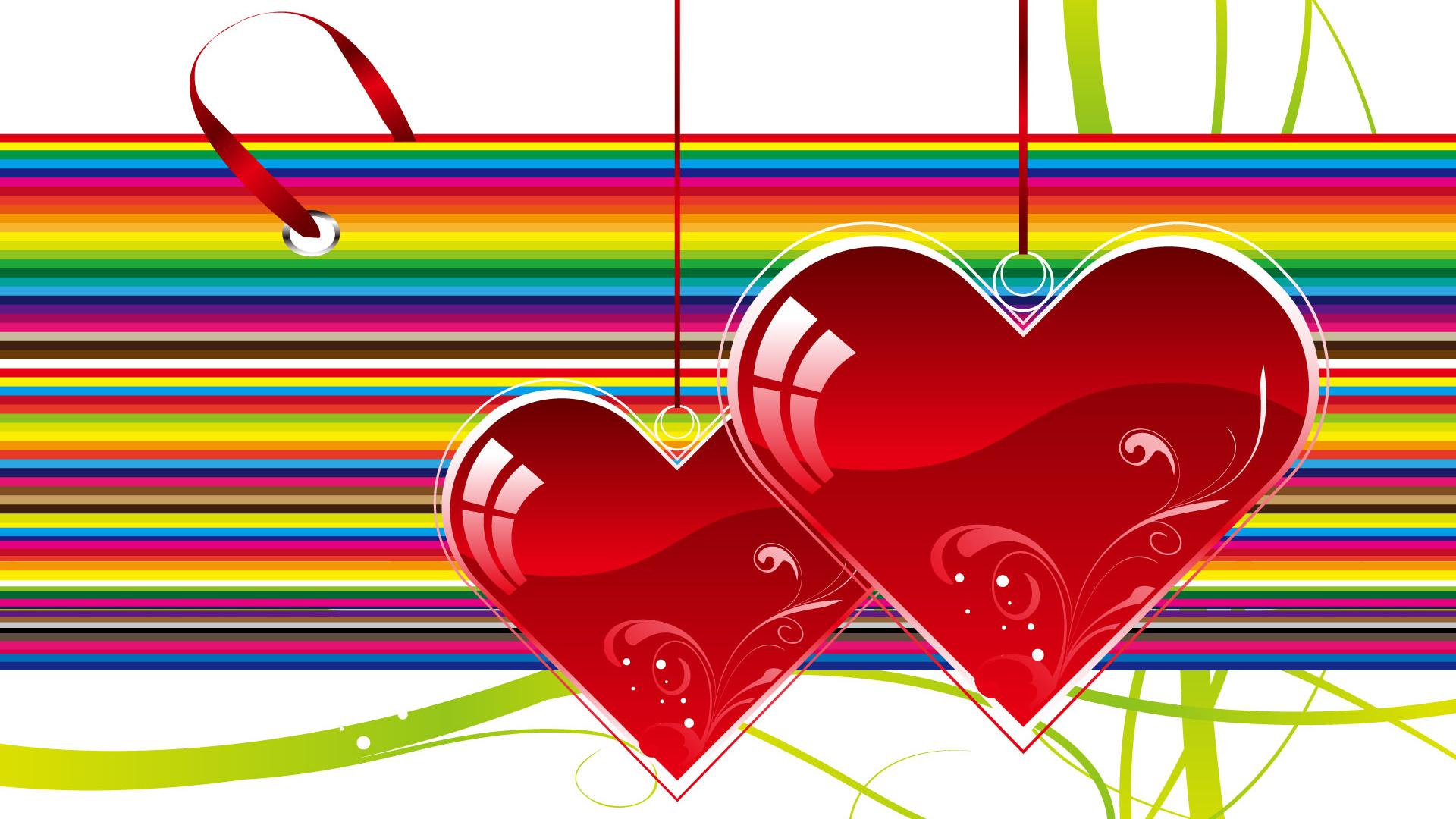 Valentine day wallpaper 1024x768