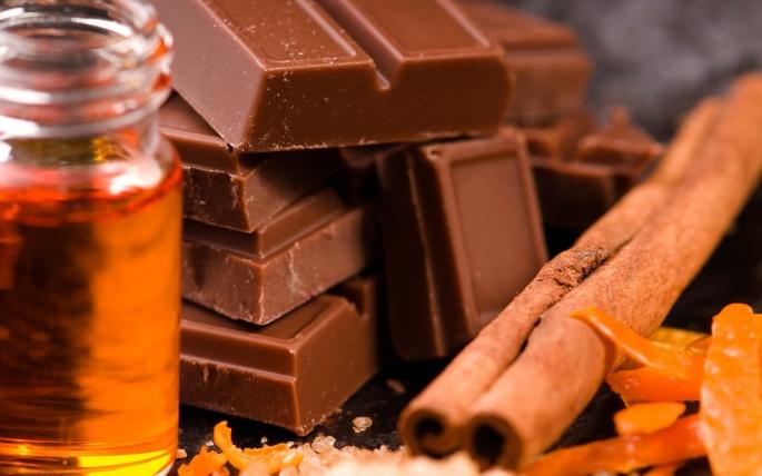 Шоколад - Chocolate (100 обоев)