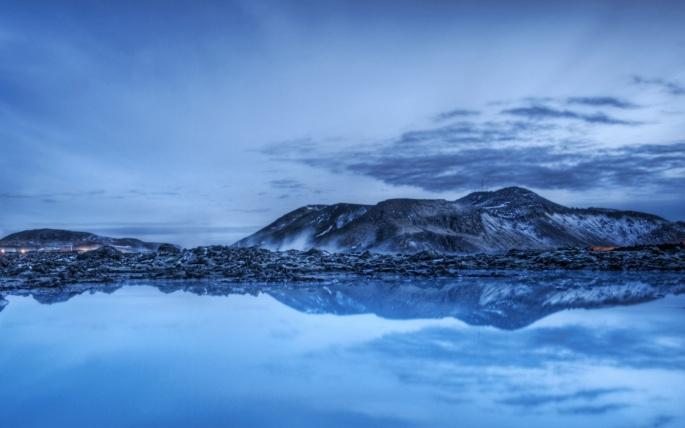 Ледяной остров (33 обоев)