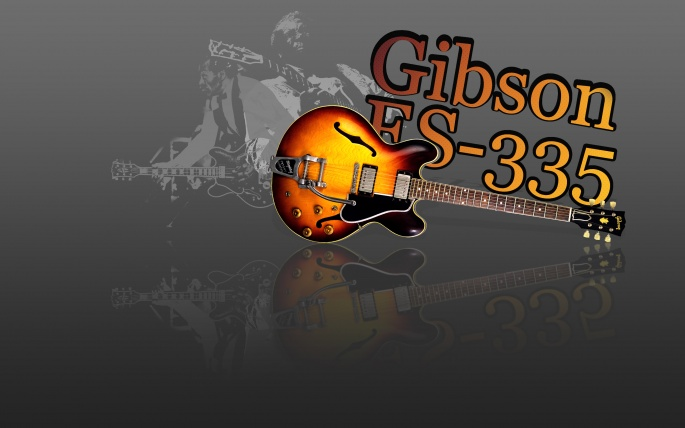 Гитары (31 обоев)