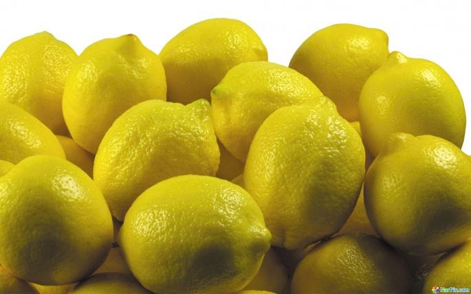 Лимон и лайм (70 обоев)