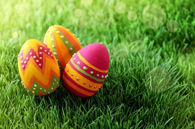 Яйца на пасху (50 обоев)