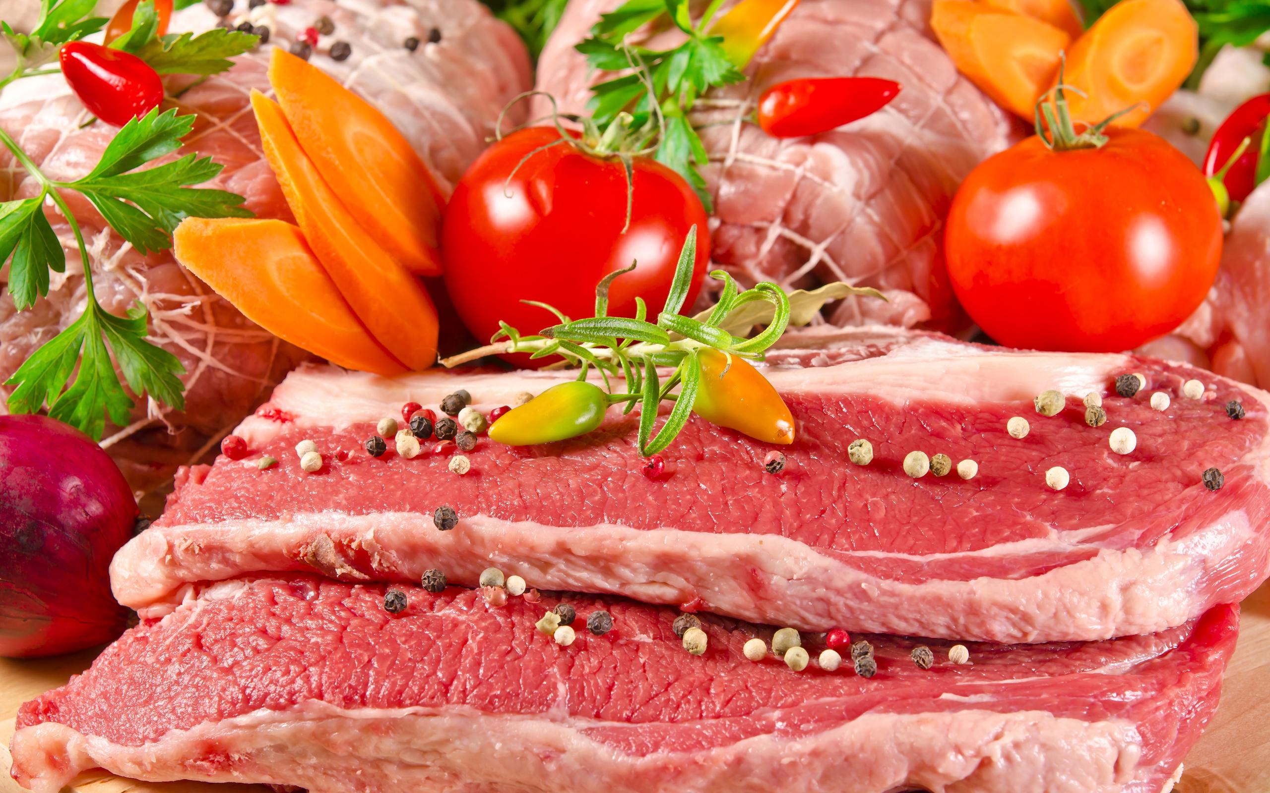 Беда вегетарианца