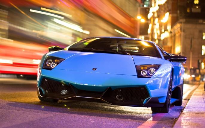 Спортивные машины. Sport car (280 обоев)