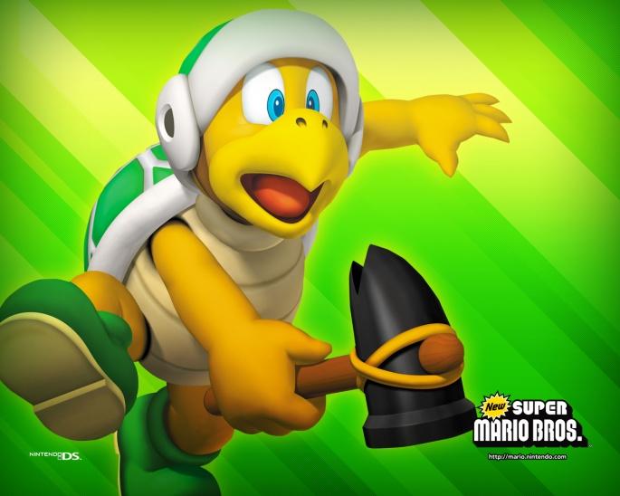 Супер Марио. Super Mario (85 обоев)