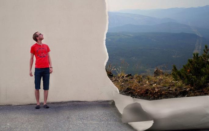 Сюрреалистичные обои. Surreal wallpapers (28 обоев)