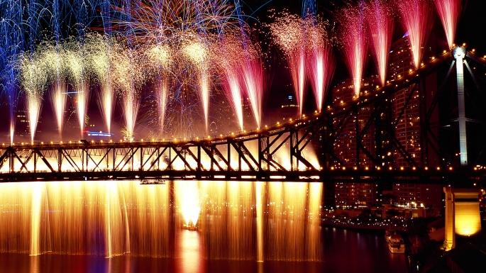 Фейерверк. Fireworks (50 обоев)