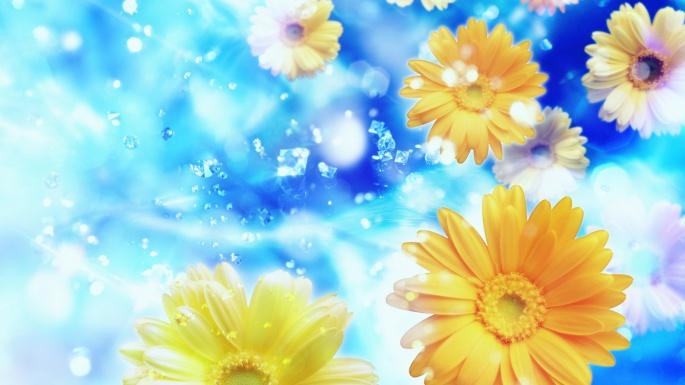 Цветочная подборка. Floral collection (80 обоев)